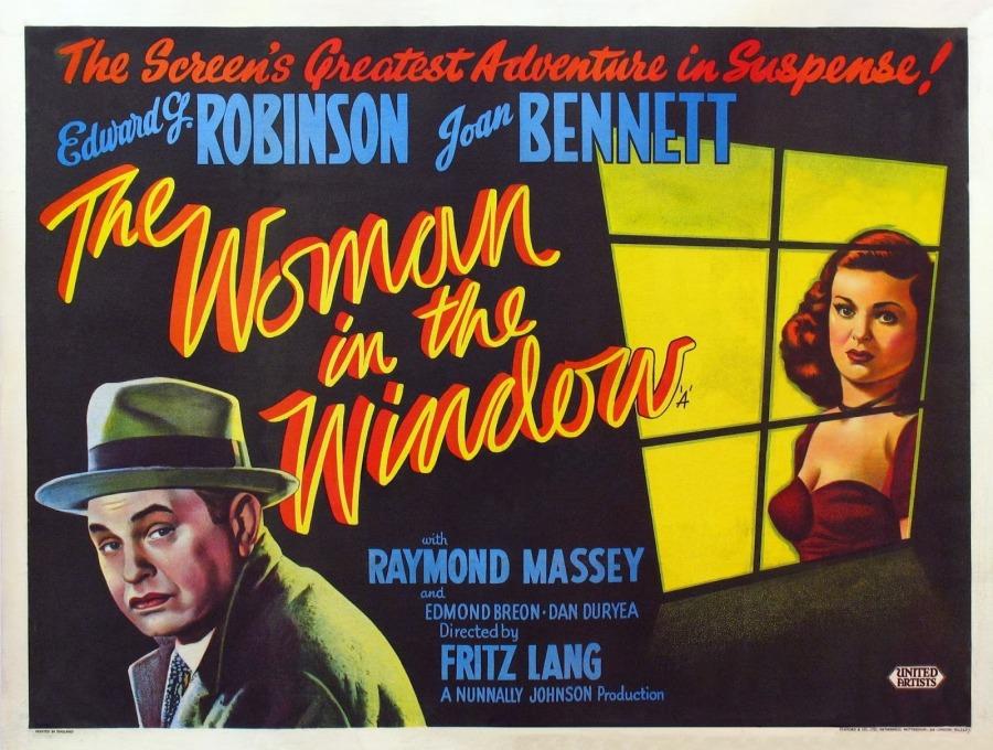 Risultati immagini per the woman in the window