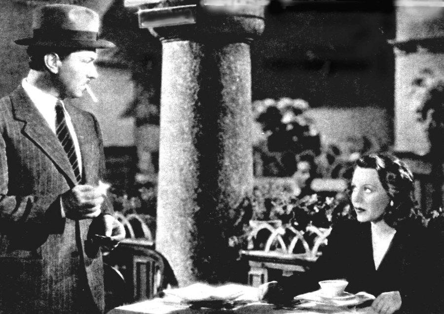 Cervi + P Barbara  La peccatrice Palermi 1940