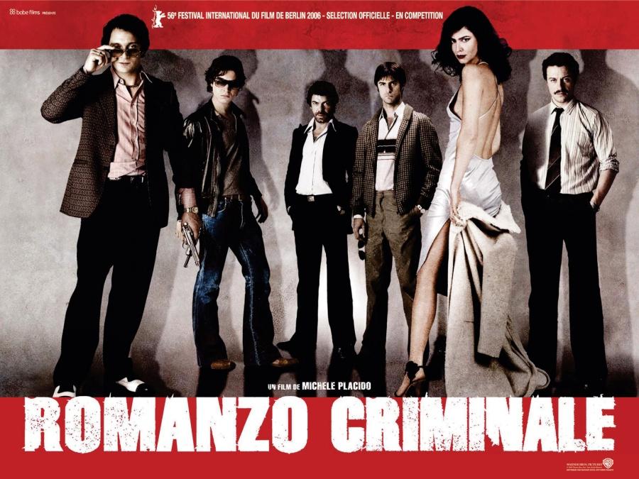 Risultati immagini per romanzo criminale film