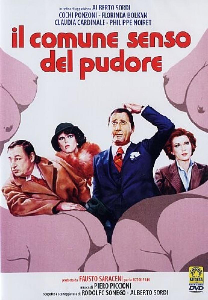 Il comune senso del pudore | Alberto Sordi (1976)