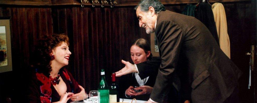 La cena | Ettore Scola (1998) – IL LAUREATO
