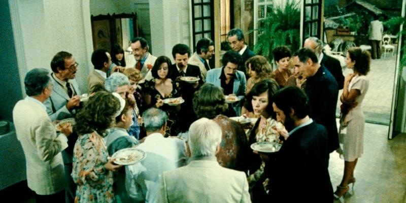 La terrazza | Ettore Scola (1980) – IL LAUREATO