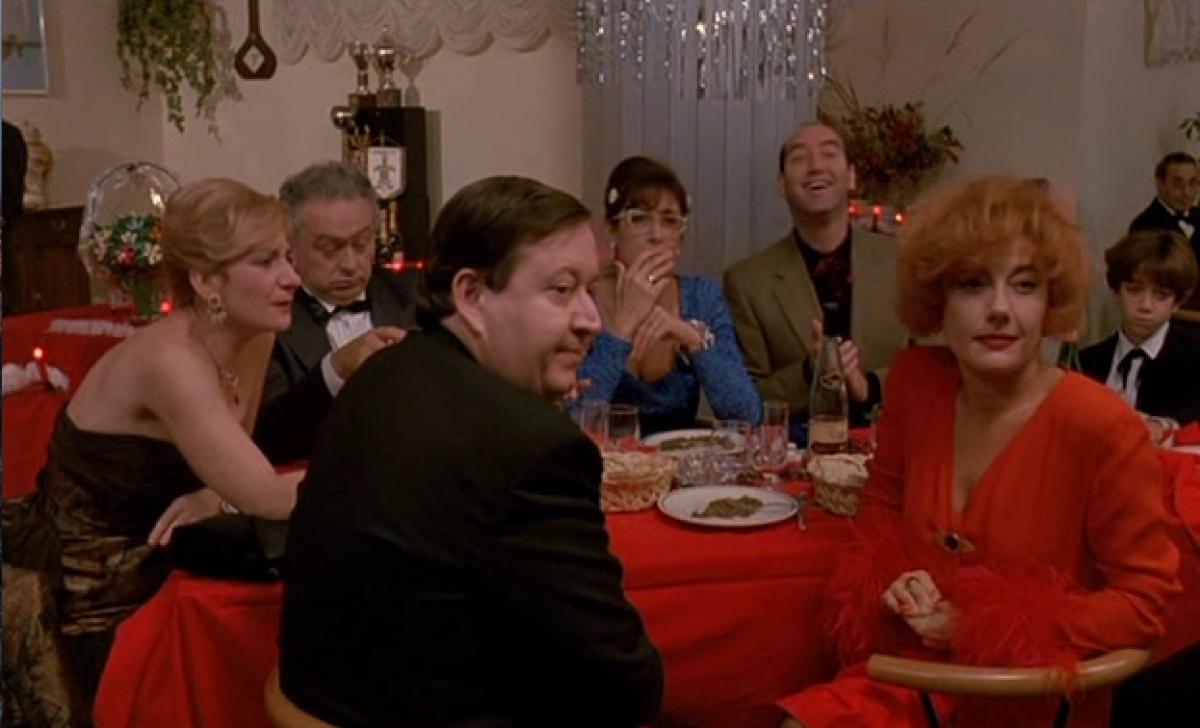 «poi mi viene su con un culo che fa provincia!»: Parenti serpenti, il vero film di Natale