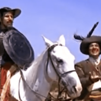 un altro sessantotto - 8 | Don Chisciotte e Sancio Panza | Giovanni Grimaldi (1968)