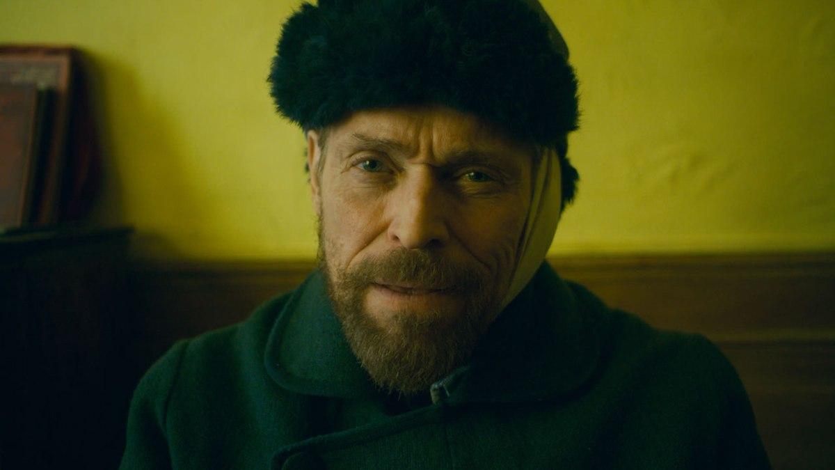 Recensione: Van Gogh - Sulla soglia dell'eternità