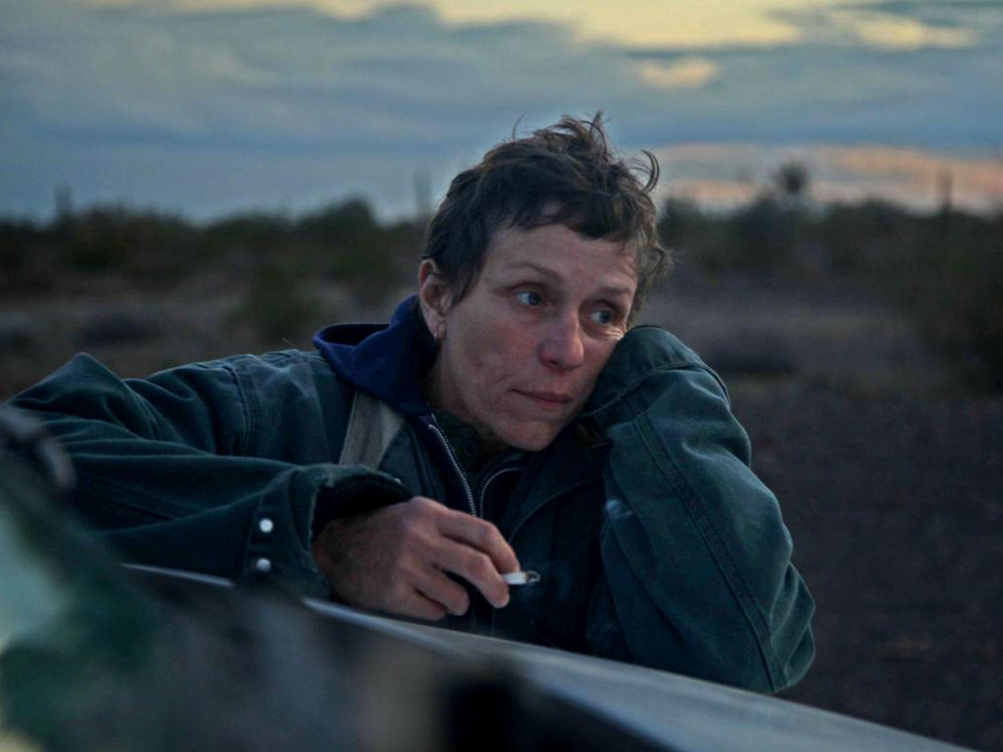 Nomadland - La recensione del film di Chloé Zhao con Frances McDormand, in  concorso a Venezia 77 | Awards Today - news, trailer, recensioni, cinema,  serie tv, oscar